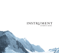 Instrument -Olympus Mons (CD)
